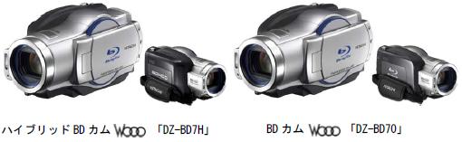 DZ-BD7H/DZ-BD70