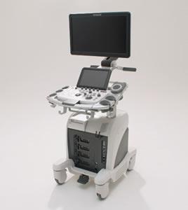 超音波診断装置「ARIETTA 65」