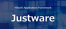 Hitachi Application Framework Justware